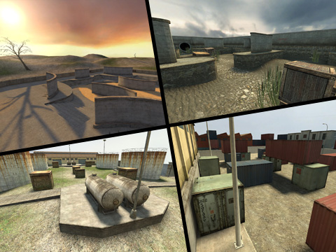 Aim Map Pack 1