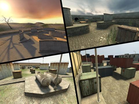 Aim Map Pack 1